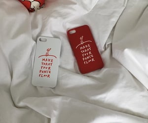 aesthetic, case, and red image