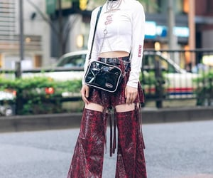 alternative, look, and street fashion image