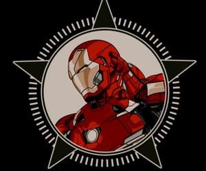 iron man, Marvel, and Avengers image