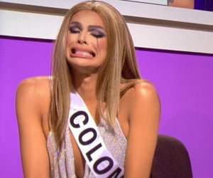 drag race, reactions, and reaction image