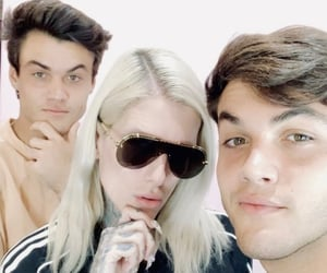 jeffree star, grayson dolan, and youtube image