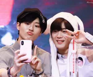 x1, yohan, and seungyoun image