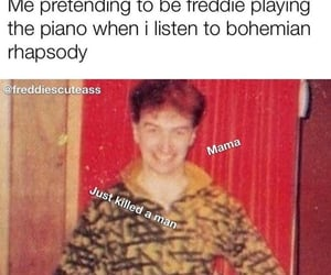 meme, Queen, and john deacon image