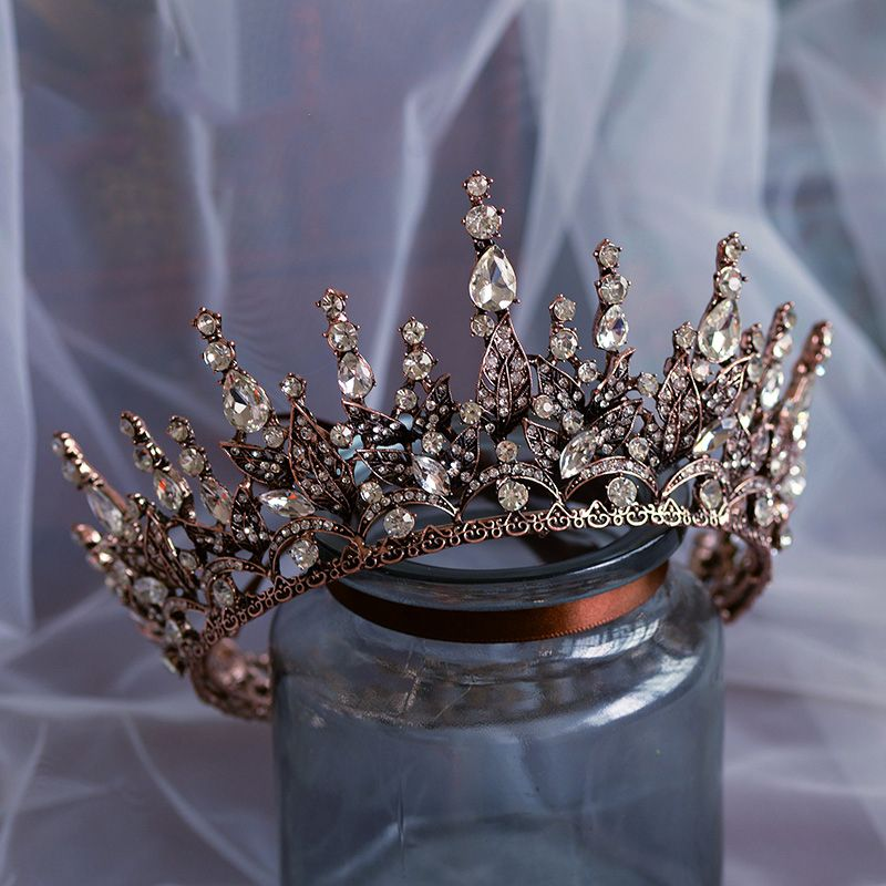 Image de bridal jewelry, tiara, and wedding accessories