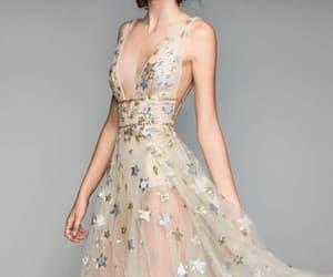 beauty, dress, and fantasy image