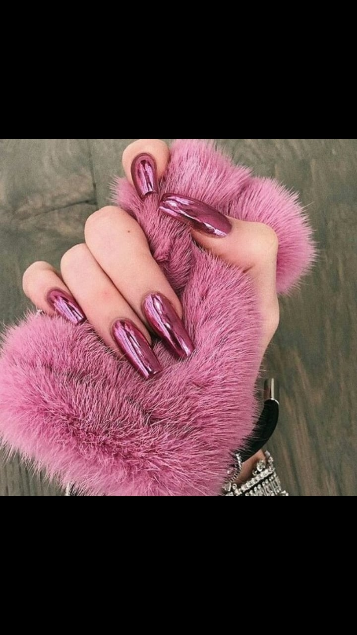 article, nails, and diseños image
