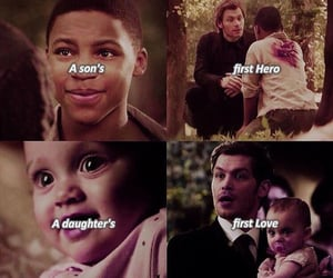 family, The Originals, and the vampire diaries image