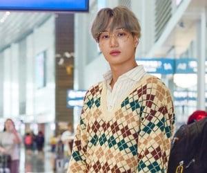 exo, jongin, and kim jongin image