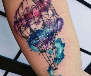 arm, colours, and ballon image