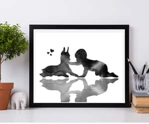etsy, baby shower gift, and baby room decor image