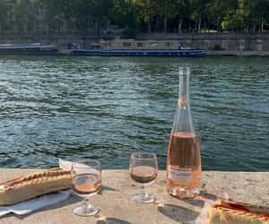 drinks, france, and paris image
