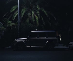 mercedes, all black, and luxurycar image
