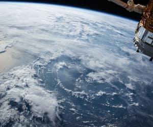planet, earth, and nasa image
