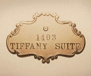 aesthetic, tiffany, and vintage image
