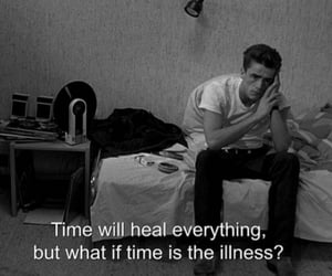 illness, movies, and time image