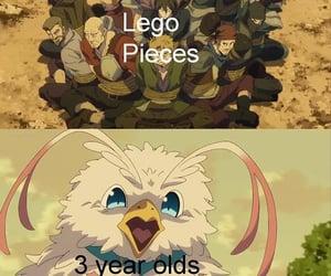 anime, birdie, and hilarious image