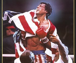 movie poster, Rocky Balboa, and rocky image