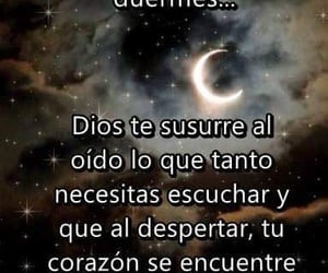 frases, night, and buenas noches image