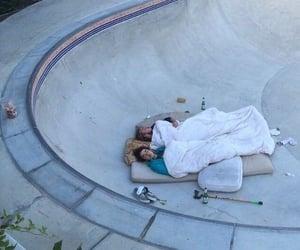 sleep, boy, and indie image