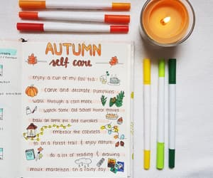 autumn, creative, and doodles image