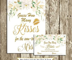 etsy, bridalshowergames, and instant download image