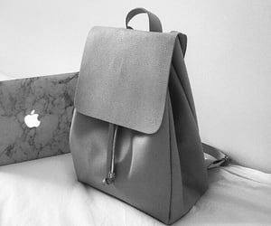 backpack, girly, and bag image