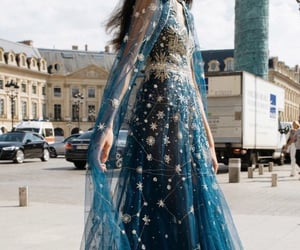 fashion, dress, and fantasy image