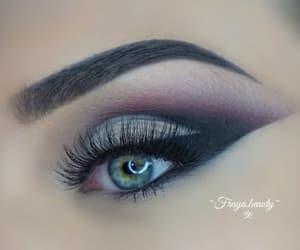 eye, eyebrow, and fashion image