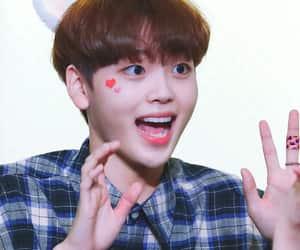 hyungjun, x1, and song hyeongjun image