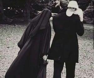 family, niqab, and niqabspiration image