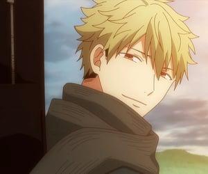 anime, first love, and sad image