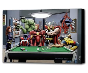 etsy, stanlee, and marvelposter image