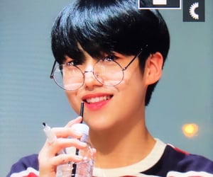 kpop, fansign, and x1 image
