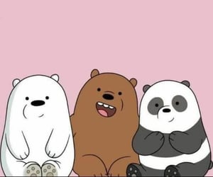 wallpaper, bear, and we bare bears image
