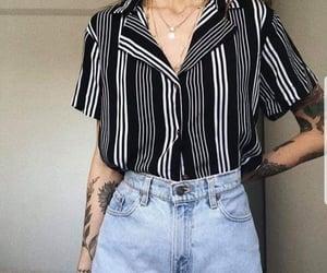 black, ️ropa, and fashion image