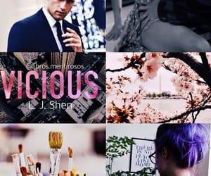 vicious, the hotholes, and lj shen image