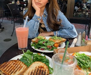 beauty, hungry, and smoothie image