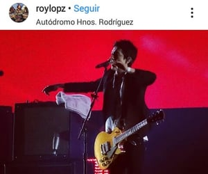 concert, guitar, and latino image