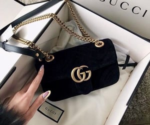 gucci, bag, and luxury image