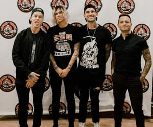 wallpaper, kellin quinn, and sleeping with sirens image