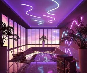 aesthetic, alternative, and neon image