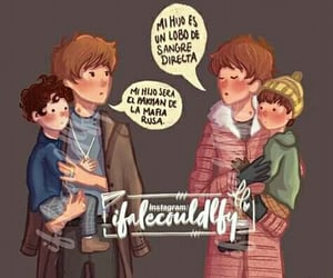 fanfic, cold little heart, and louis tomlinson image