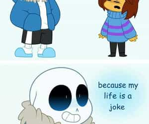 classic, frisk, and sans image
