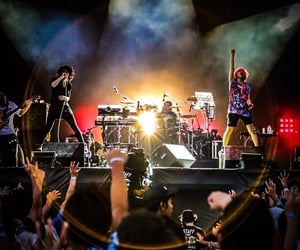 concert, Fear and Loathing in Las Vegas, and japanese band image