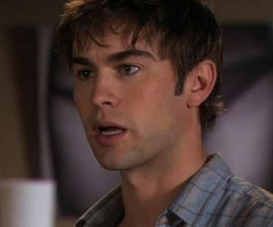 chase crawford, gossip girl, and nate archibald image