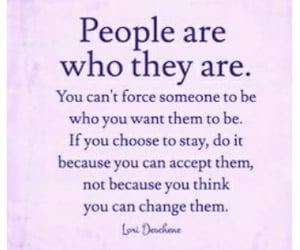 accept, change, and people image