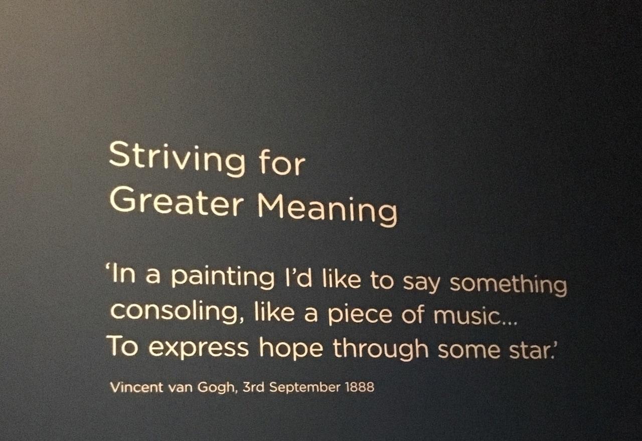 art, quote, and van gogh image