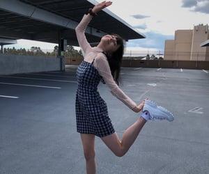 bangs, dance, and fashion image