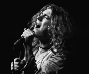led zeppelin, music, and robert plant image