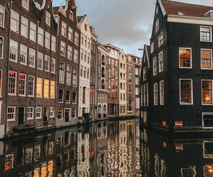 amsterdam, building, and house image